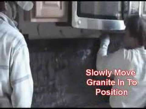 How To Install Granite Backsplash
