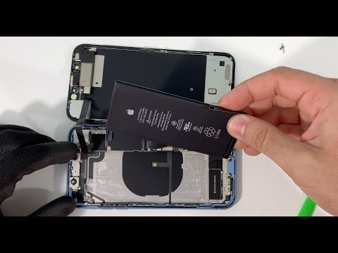 How to Replace the Battery on a iPhone XR