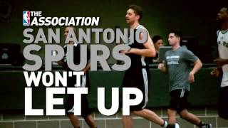 The Association: Spurs Won