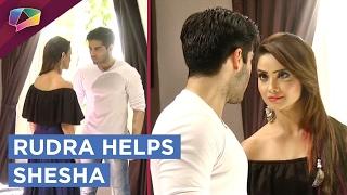 Rudra And Shesha Plan Against Shivangi | Naagin 2 | Colors TV