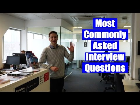 Most Commonly Asked Interview Questions - Two Minute Tips | The Great Grad Job Hunt