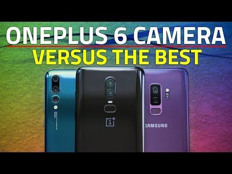 OnePlus 6 Camera Comparison | OnePlus 6 v Huawei P20 Pro v Samsung Galaxy S9+