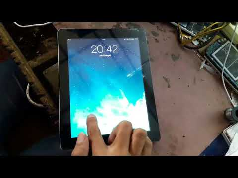 ipad 4 ( ipad a1460 ) touchpad replacement