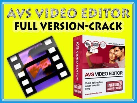 Avs Video Editor Free Download Full Version CRACK