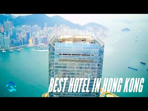 The Best Rated Hotel In Hong Kong Will Leave Your Head in The Clouds... Literally