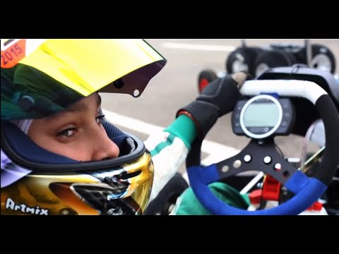 Sky Sports F1® FKS™ Championship Round 1 (HD) - Formula Kart Stars 2015