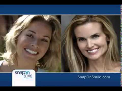 Madison Ave. NYC Cosmetic Dentist Offers Snap-On Smile