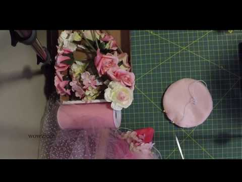 FASCINATORS DIY, PARTY FASCINATOR STEP BY STEP INSTRUCTIONS THAT YOU CAN MAKE wowzieee