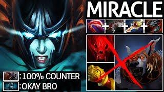 Download Miracle- [Phantom Assassin] Epic Divine Rapier Build VS Ursa 27 Kills 7.21 Dota 2 Video