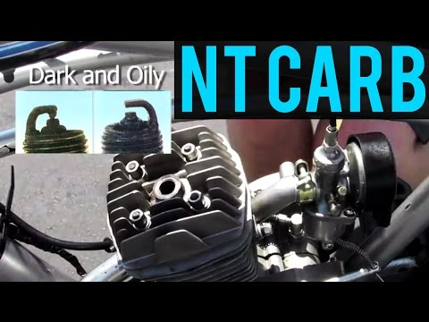 How To Tune NT Carburetor for 48cc 50cc 66cc 80cc Bike Engine Kit by BikeBerrycom
