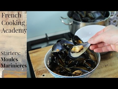 Moules Marinière - The Classic French Mussel Dish