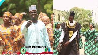 Full Video By Ado Gwanja X Rarara X Maryam Yahaya X Amal Umar & More (Ganduje Zama Daram)