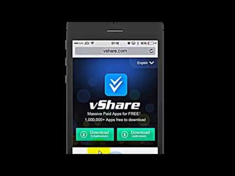 NEW How To Install vShare Without Jailbreaking iOS 8.2 & 8.3 iPhone, iPad & iPod Touch