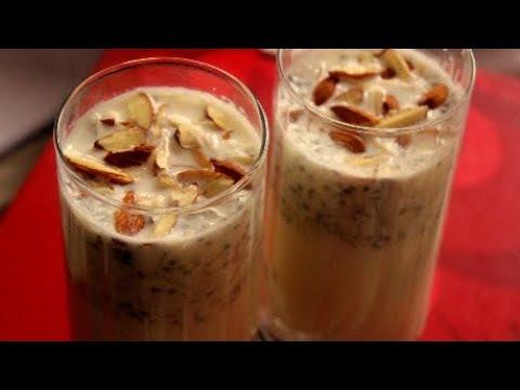 Falooda Sherbath/Ifrar/Nombuthura Recipes By COOK WITH DEEPA