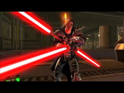 Swtor :: Triple-bladed Lightsaber Sith