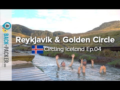 Best Things to do in Reykjavik & Golden Circle - 48h Challenge (Circling Iceland Ep.04)