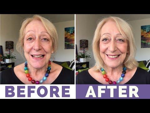 Makeup for Older Women: My Fabulous Manhattan Makeup Tutorial
