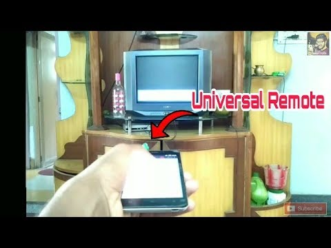 How to make IR Blaster For smartphone. DIY universal remote control