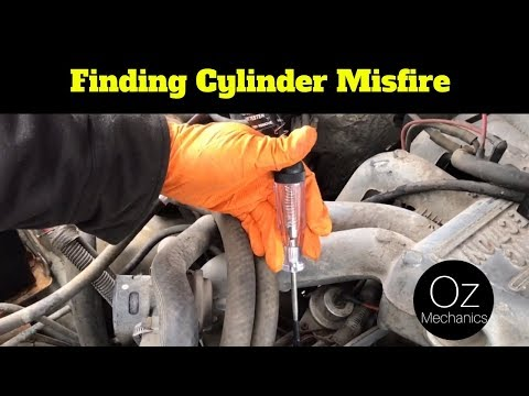 Ford Cylinder Misfire Repair