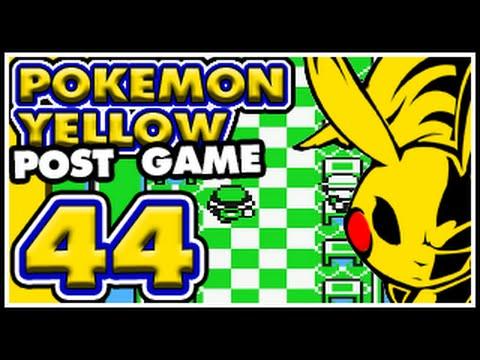 Pokemon Yellow: Detailed Walkthrough #044 - Gambling For Porygon! [Post Game]