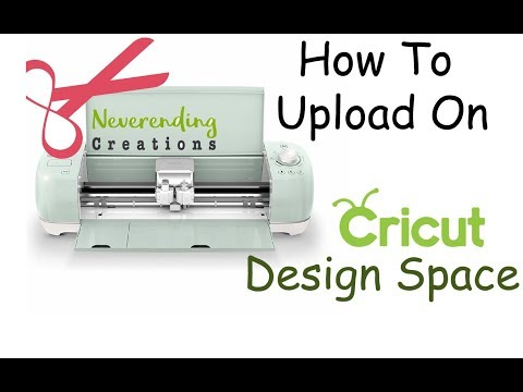 How To Upload Image to Cricut Design Space