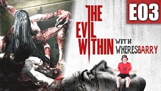 THE EVIL WITHIN | E03 | Spider Lady | Let's PLAY IT PRIMETIME