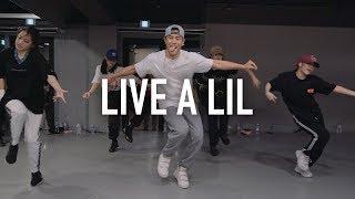 Good Gas - Live A Lil (feat. MadeinTYO, UnoTheActivist & FKi 1st) / Austin Pak Choreography