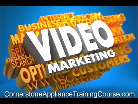 Appliance Repair Videos - Small Business Advertising with Free Website