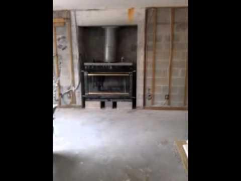 Fireplace clean slate 8.25.12