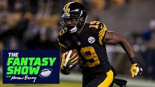 Looking at the matchups for JuJu Smith-Schuster & Brandin Cooks in Week 12 | The Fantasy Show | ESPN