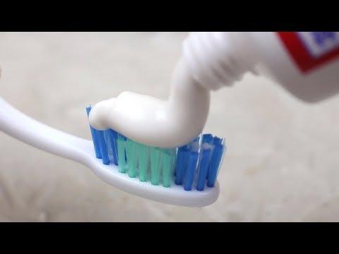 4 Trucos con cepillo de dientes