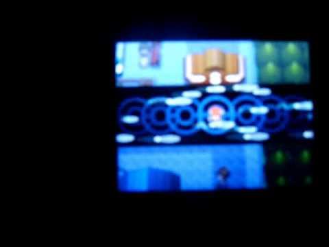 Pokemon D/P Where to find a hidden odd keystone