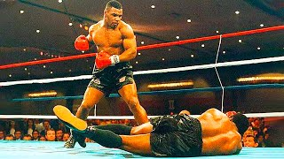 MIKE TYSON - THE GREATEST PUNCHER OF ALL TIME