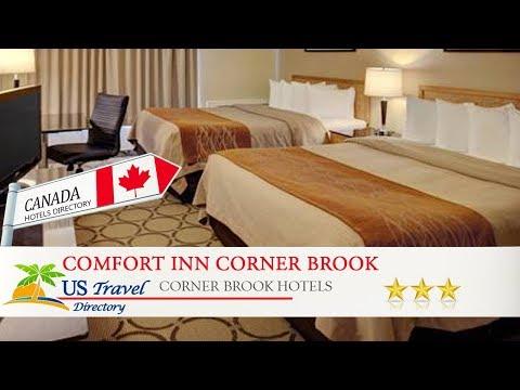 Comfort Inn Corner Brook - Corner Brook Hotels, Canada