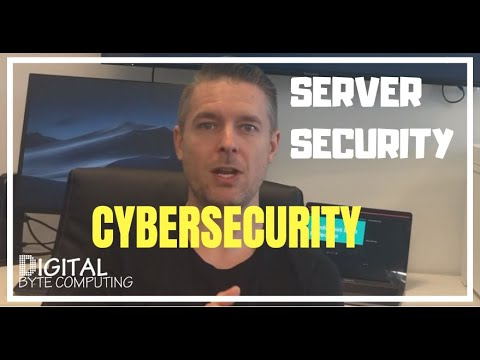 01 Server Security Hardening - Top tips to secure Servers and IT infrastructure
