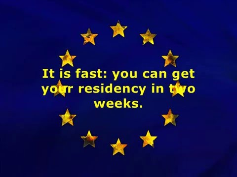 how to get residence permit in europe NOW