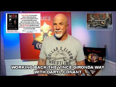 Building Back in Bodybuilding the Gironda Way