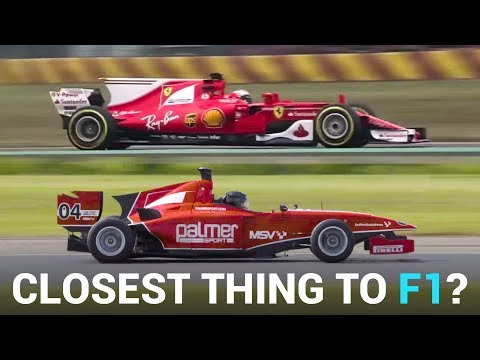 Is This The Closest You Can Get To Driving An F1 Car?