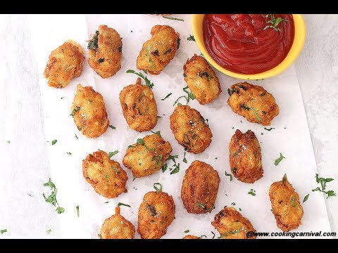 Tater Tots | How to make perfect Tater Tots | Potato Fritters