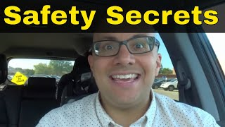 Driving Safety SECRETS You Should Really Know About