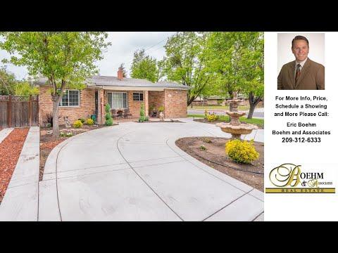 3007 W. Mendocino Ave, Stockton, CA Presented by Eric Boehm.