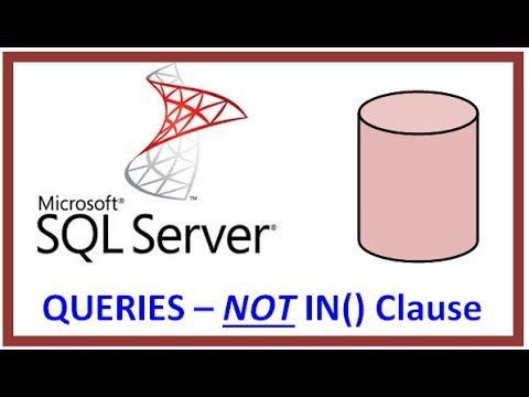 SQL Server - Query Table Record Data via TSQL - NOT IN() Clause - NOT IN (a,b,c)
