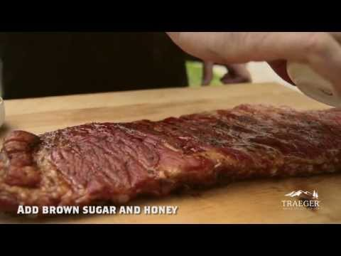 Quick and Easy Rib Recipe by Traeger Grills