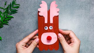 9 DIY Christmas Decoration Ideas! Creative and Fun Christmas Ideas with Popsicle Stick