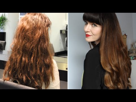 How To Get Ombre Hair | Balayage // American Tailoring! | Melanie Murphy