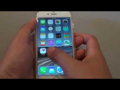 iPhone 6: How to Enable / Disable iCloud Sync Via Mobile Data (3G/4G)