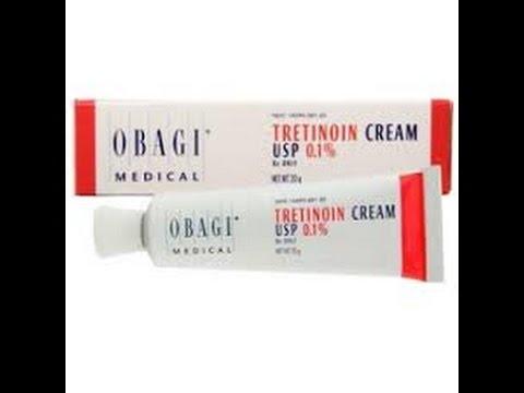 22 Week Update ~ Retin A Tretinoin Cream 0.1%