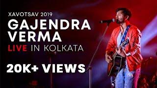 Gajendra Verma - Tera ghata live performance | Kolkata | St. Xavier's |  Xavotsav - 2019