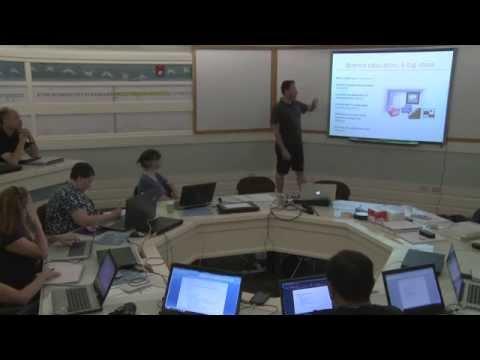 Best practices for STEM curriculum development, Ross Nehm, Ph.D.