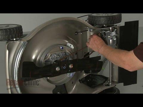 Honda Lawn Mower Drive Belt Replacement #22431-VL0-P01